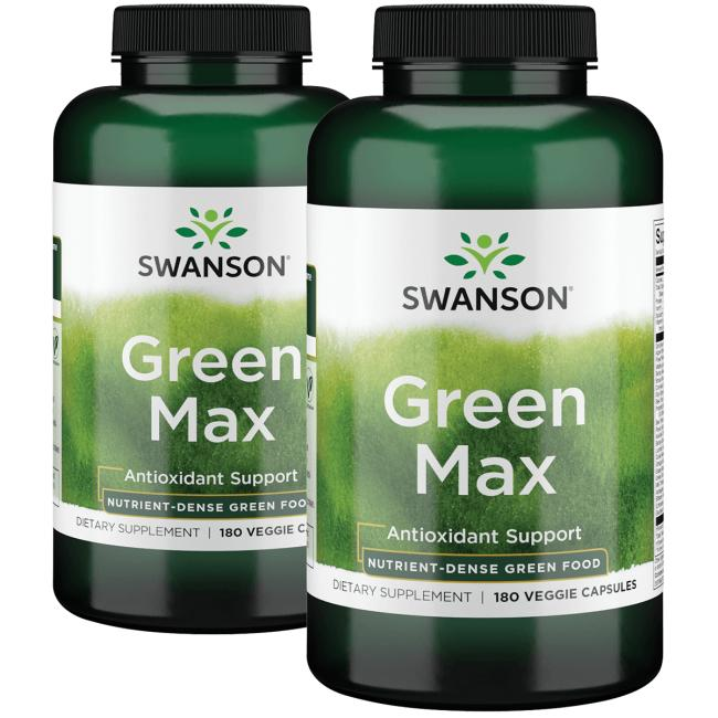 Swanson GreenFoods FormulasGreen Max