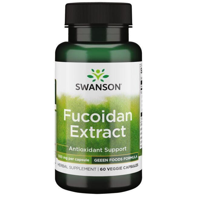 Swanson GreenFoods FormulasFucoidan Extract