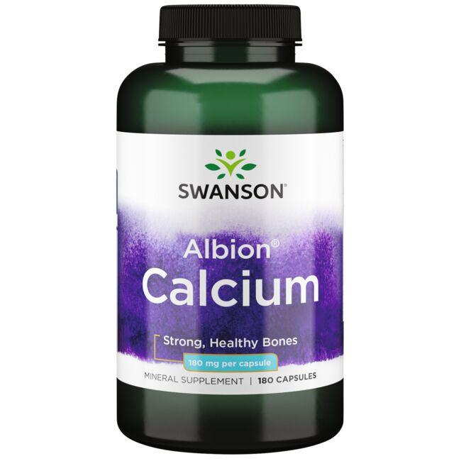 Swanson UltraAlbion Calcium