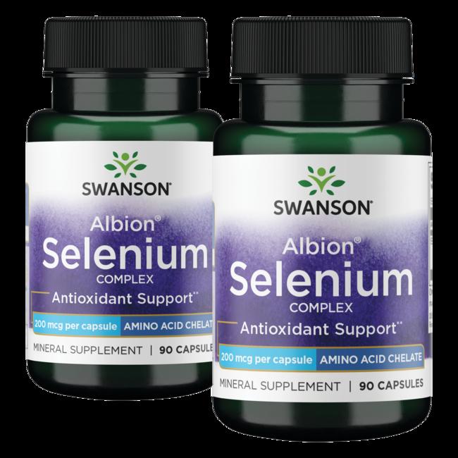 Swanson UltraAlbion Complexed Selenium