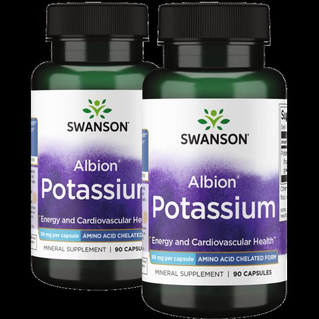 Swanson Ultra Albion Complexed Potassium