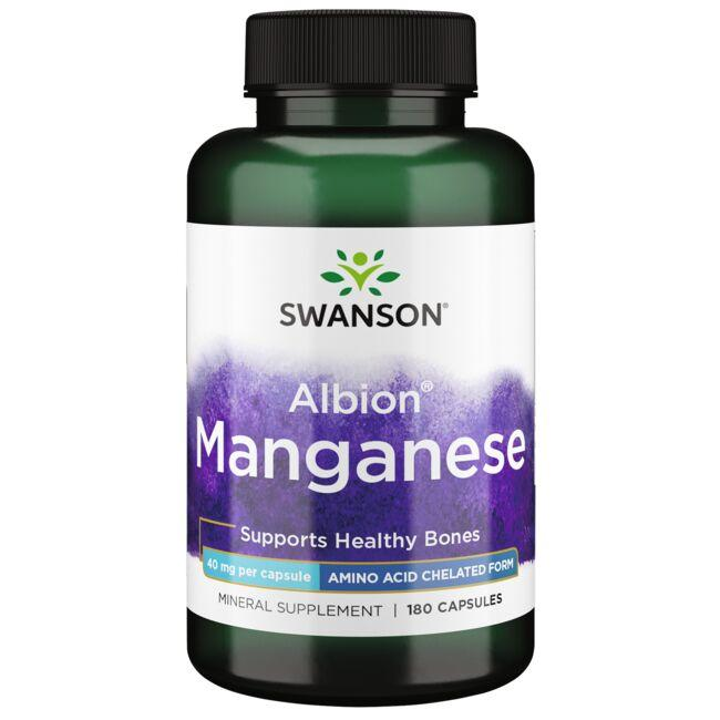 Swanson Ultra Albion Chelated Manganese Glycinate
