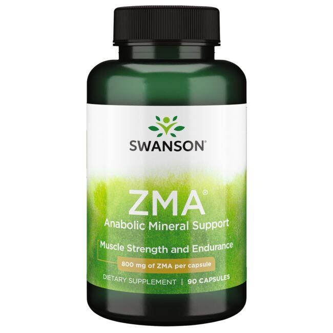 Swanson Ultra ZMA Anabolic Mineral Support