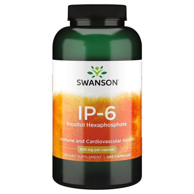 Swanson Ultra IP-6 Inositol Hexaphosphate