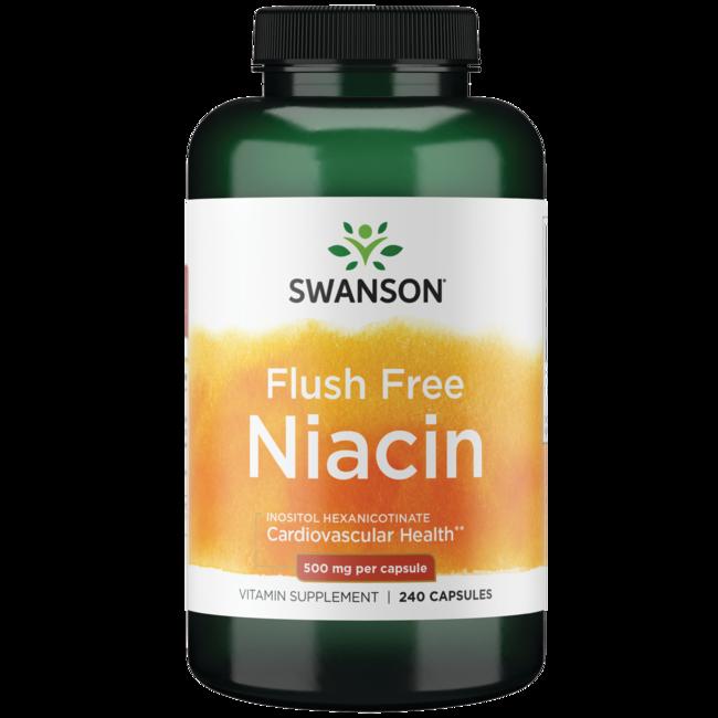 Swanson UltraFlush Free Niacin