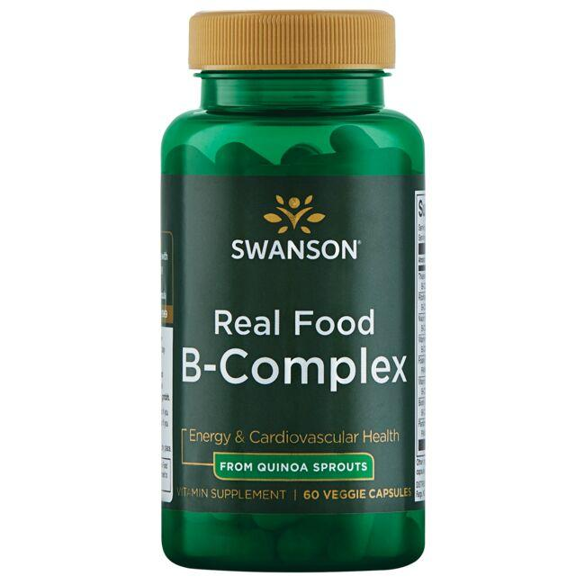 Swanson Ultra Real Food B-Complex