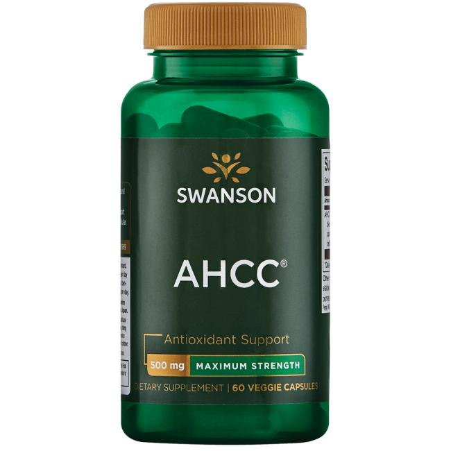 Swanson Ultra AHCC - Maximum Strength