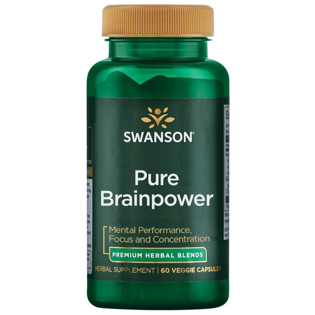 Swanson Ultra Pure Brainpower
