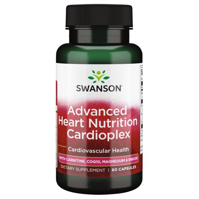 Swanson Ultra Advanced Heart Nutrition Cardioplex