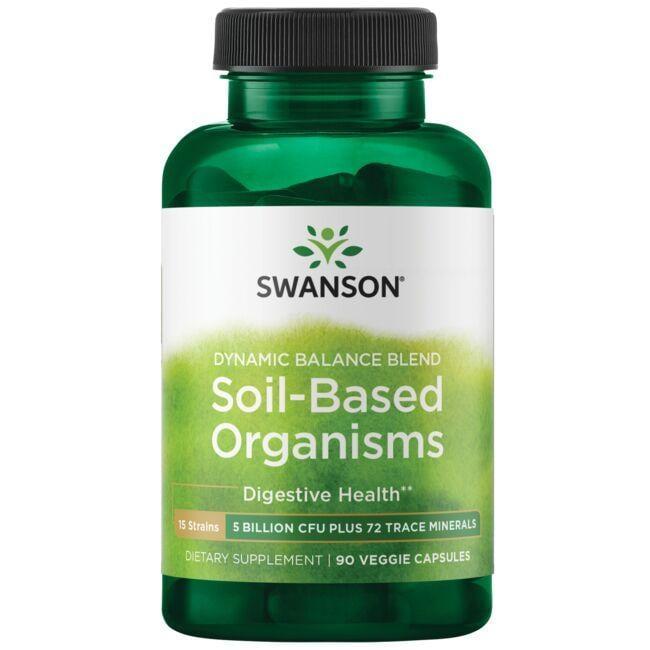 Swanson UltraDynamic Balanced Blend Soil-Based Organisms