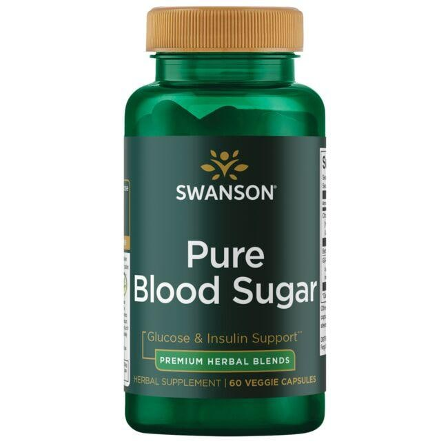Swanson Ultra Pure Blood Sugar