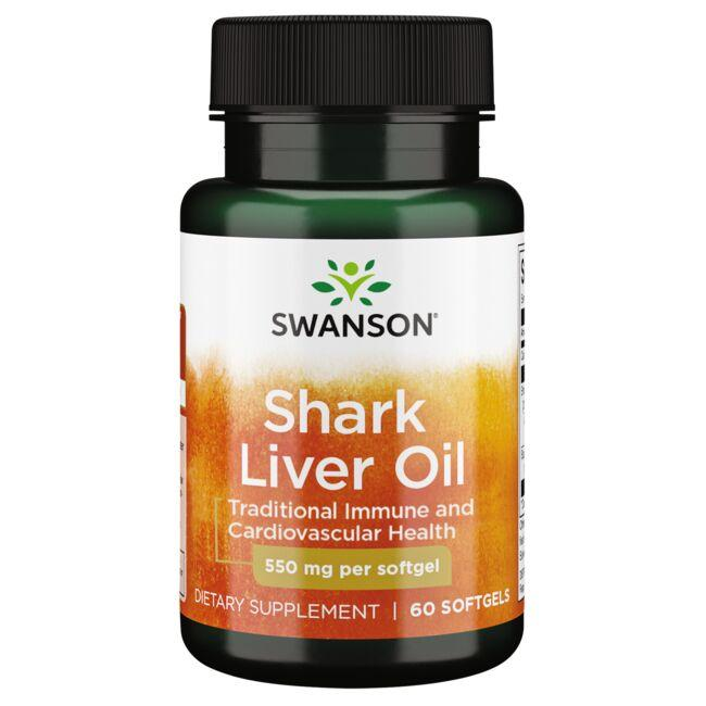 Swanson Ultra Shark Liver Oil
