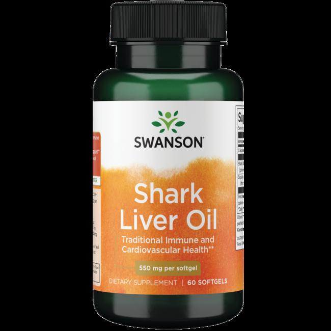 Swanson Ultra Shark Liver Oil