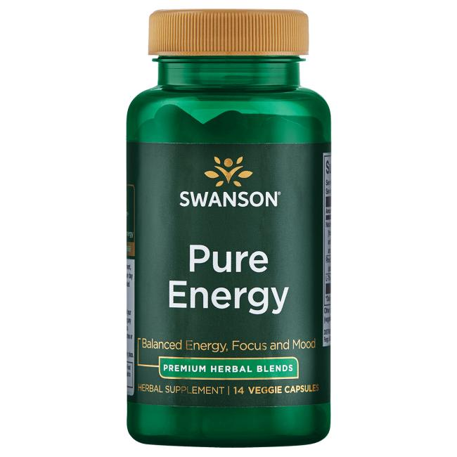 Swanson Ultra Pure Energy Trial Size