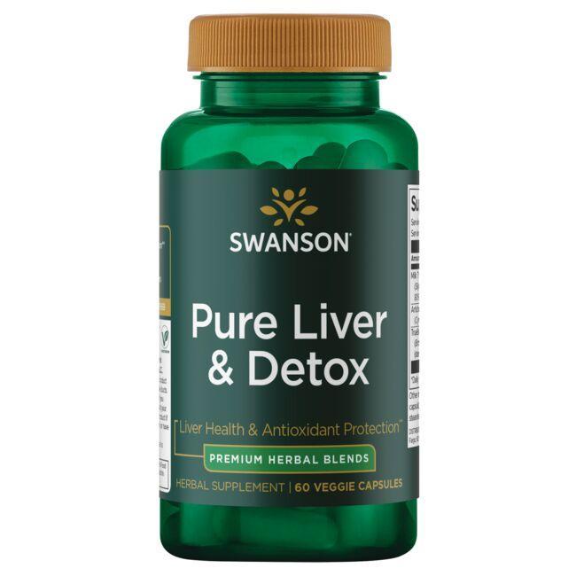Swanson UltraPure Liver & Detox