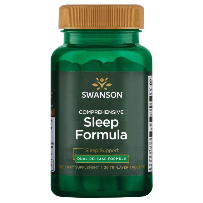 Swanson UltraComprehensive Sleep Formula
