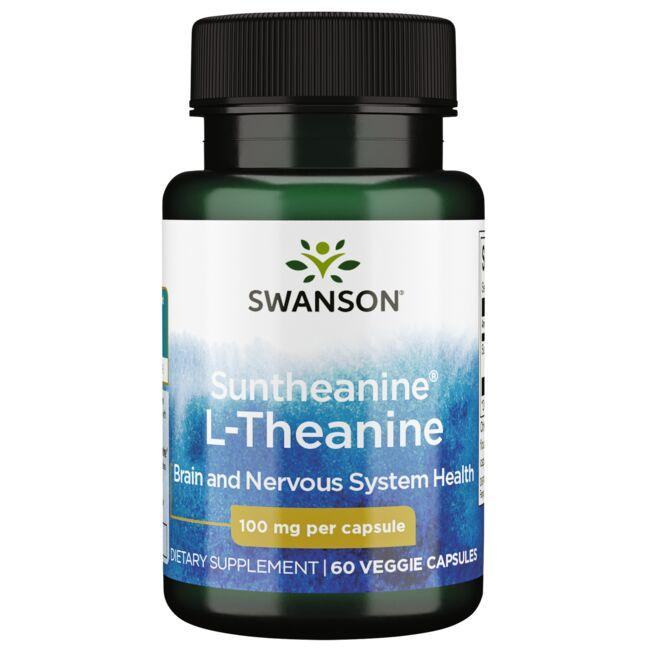 Suntheanine vs l theanine