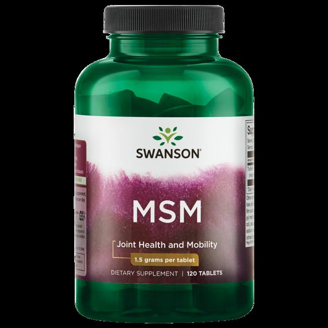 Swanson UltraMSM