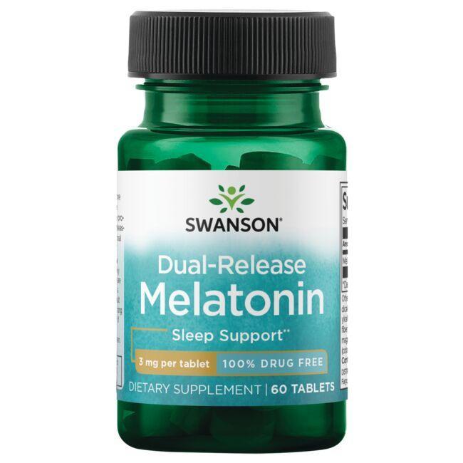 Swanson UltraMelatonin - Dual-Release Formula