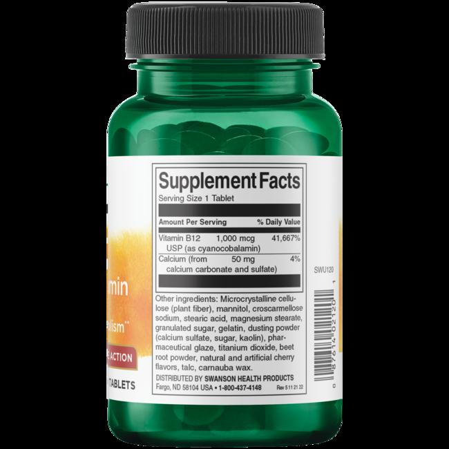 B vitamins Vitamina B12 1.000 mcg suplemento - alta absorción Productos para tu Salud en Veo y Compro  + B Vitamins en Veo y Compro