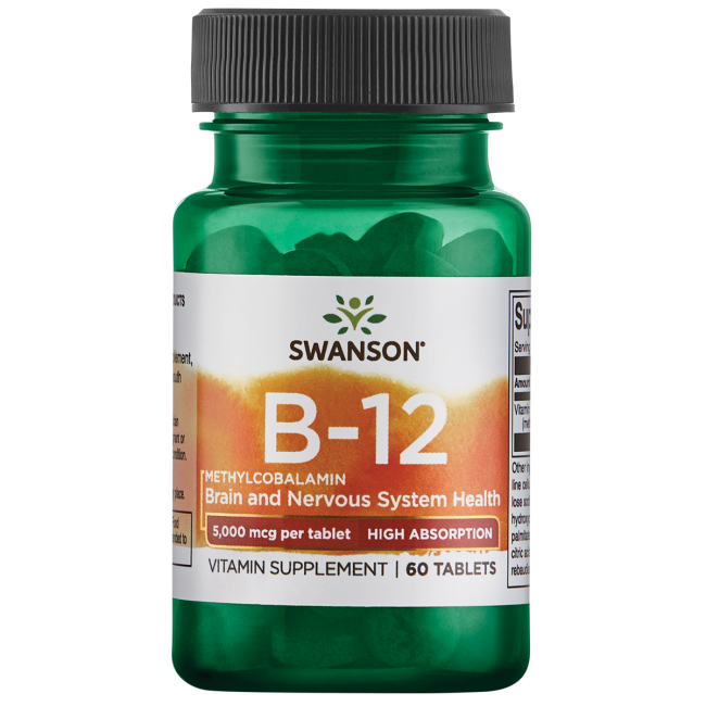 Swanson UltraMethylcobalamin (B-12)