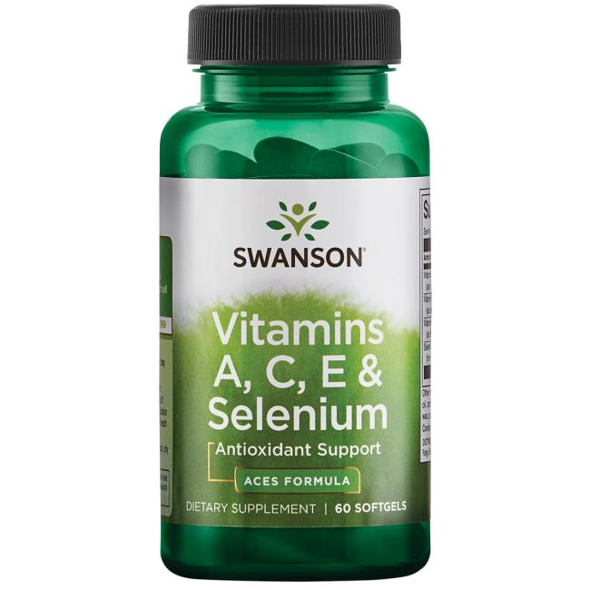 Swanson UltraVitamins A, C, E & Selenium (ACES)
