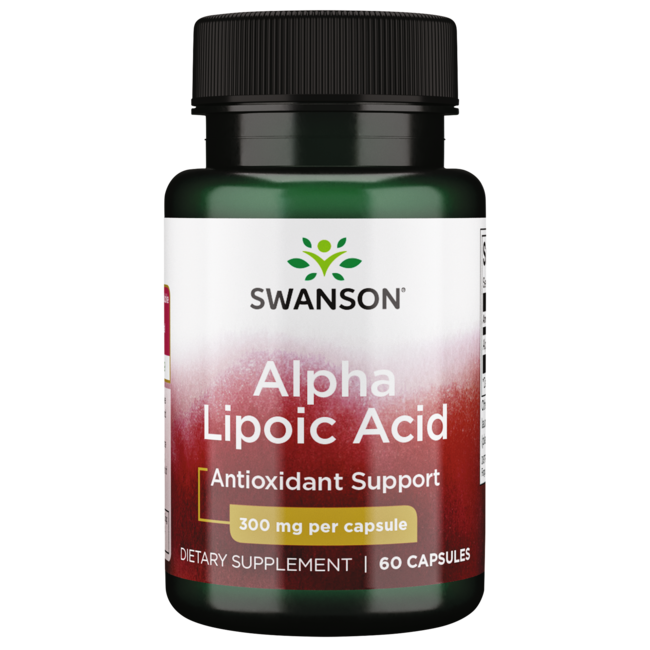 Swanson UltraAlpha Lipoic Acid