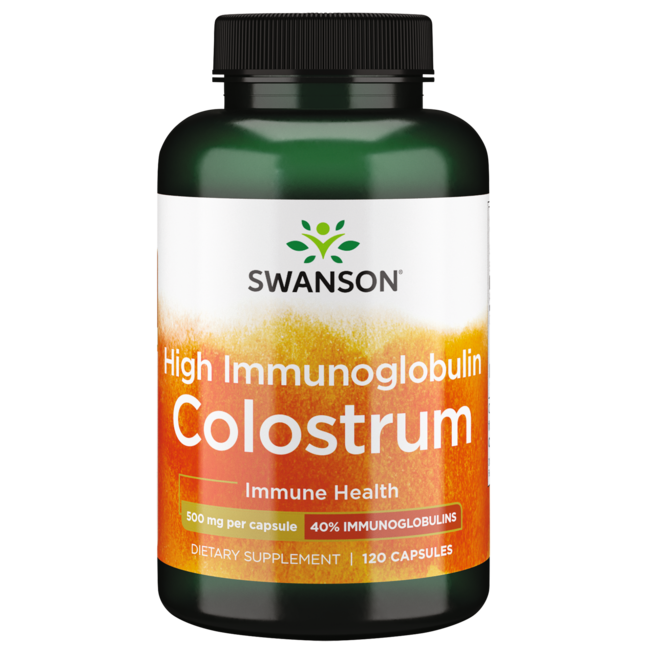 Swanson UltraHigh Ig Colostrum
