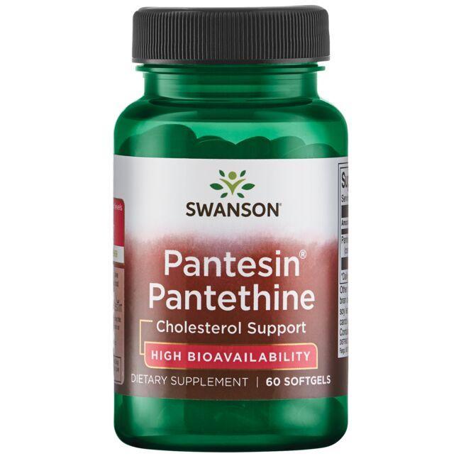 Swanson UltraPantesin Pantethine
