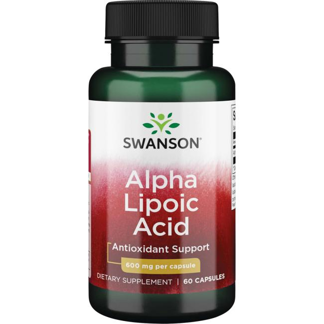 Swanson UltraAlpha Lipoic Acid