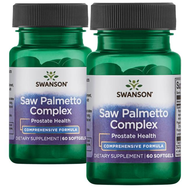 Swanson Ultra Saw Palmetto Complex