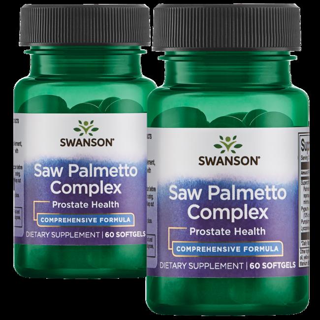 Swanson Ultra Saw Palmetto Combo