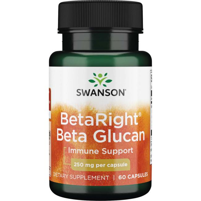 Swanson Ultra BetaRight Beta Glucan
