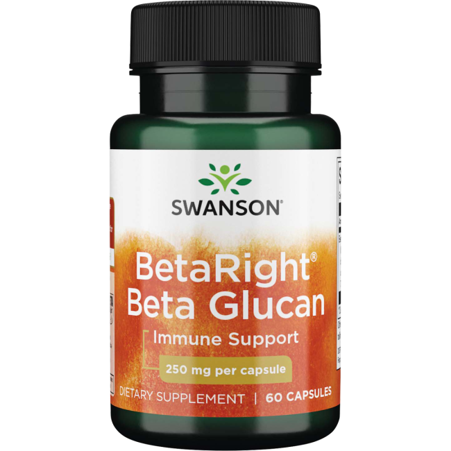 Swanson UltraBetaRight Beta Glucans