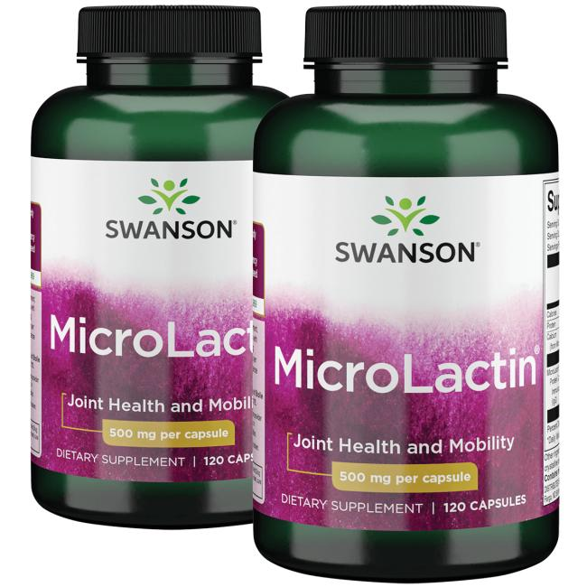 Swanson UltraMicroLactin