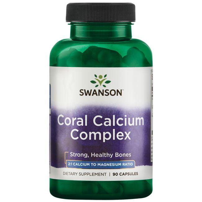Swanson UltraCoral Calcium Complex