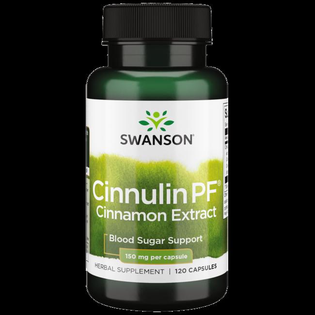 Swanson Ultra Cinnulin PF Cinnamon Extract