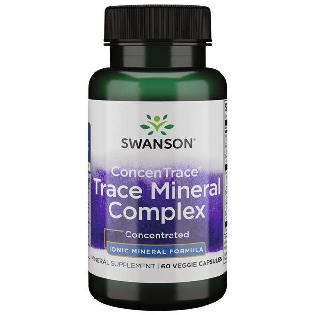 Swanson UltraConcenTrace Trace Mineral Complex