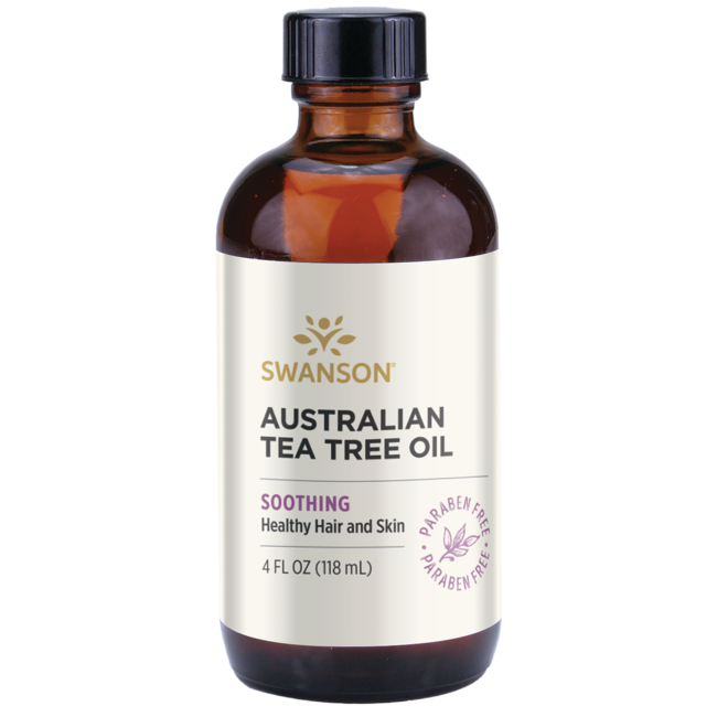 Swanson Ultra Tea Tree Oil