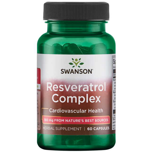 Swanson Ultra Resveratrol Complex