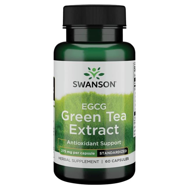 Swanson UltraEGCG Super-Strength Green Tea
