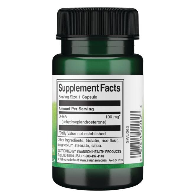 Swanson Ultra DHEA - Maximum Strength Close Up