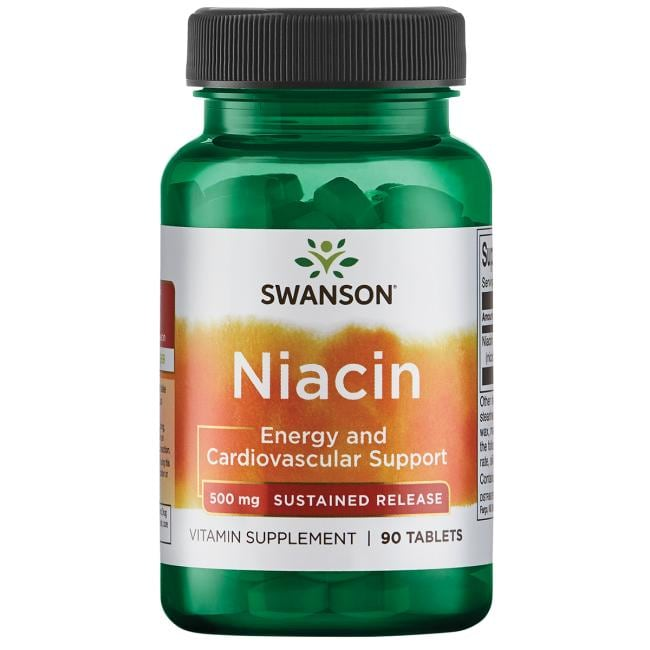 Swanson Ultra Niacin - Sustained Release