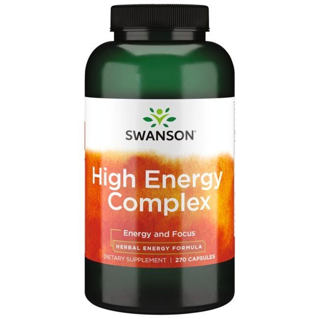 Swanson Ultra High Energy Complex