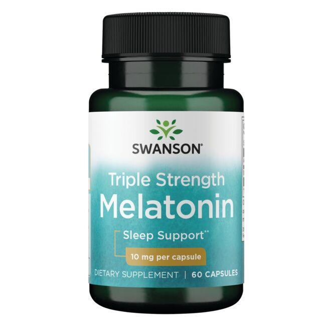 Swanson UltraTriple Strength Melatonin