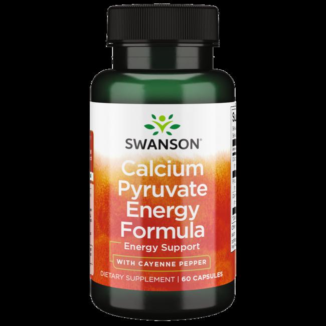 Swanson Ultra Calcium Pyruvate Energy Enhancer