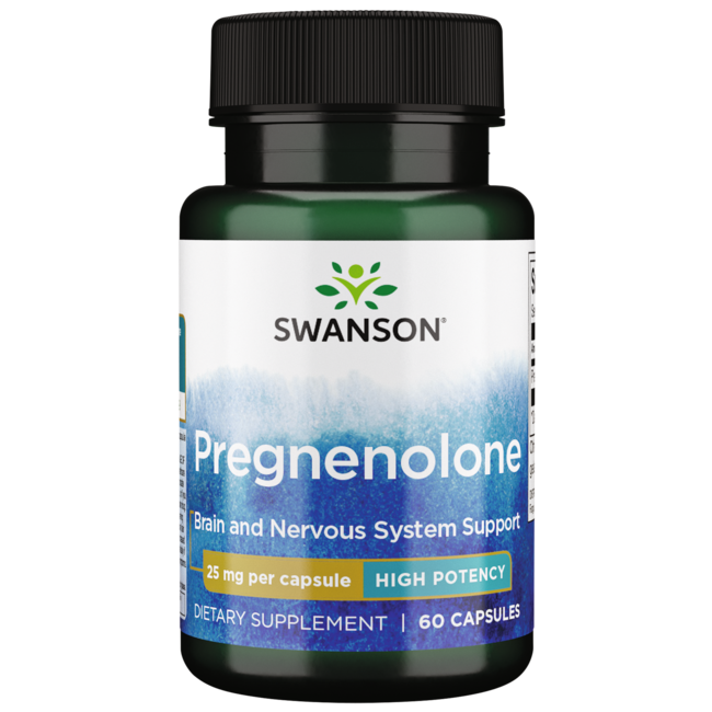 Swanson UltraHigh Potency Pregnenolone