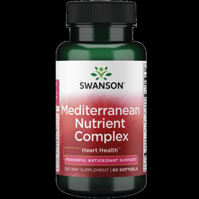 Swanson UltraMediterranean Nutrient Complex