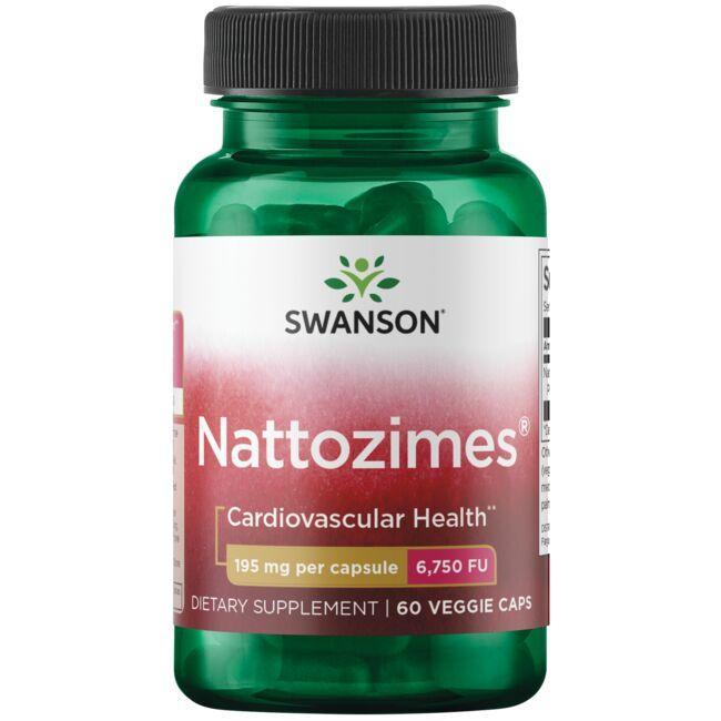 Swanson UltraTriple-Strength Nattozimes