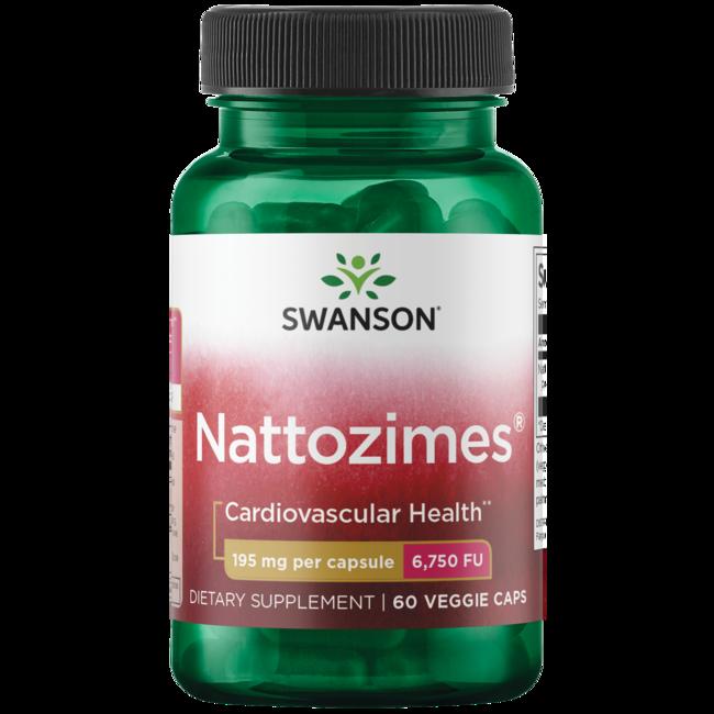 Swanson Ultra Triple Strength Nattozimes